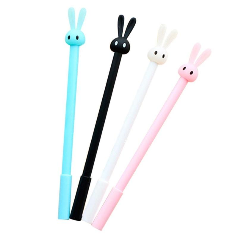 Buy Linemart School Supplies Office Stationery Gel Ink Rabbit Pen - intl Singapore