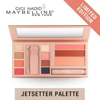 Maybelline Gigi The Jetsetter Palette (Limited Edition)
