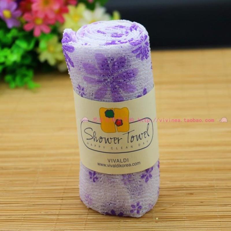 Buy Moderate sparkling towel bath rub bath flower Singapore