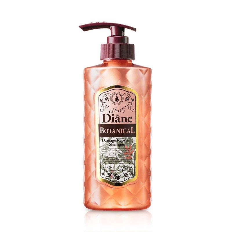 Buy Moist Diane Botanical Damage Repairing Shampoo 480ml Singapore