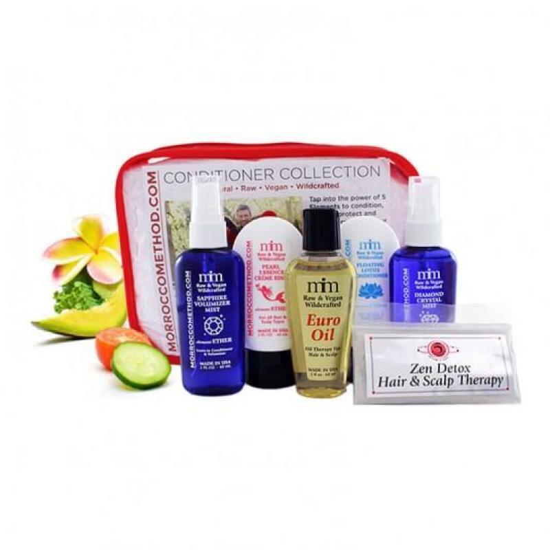 Buy Morrocco Method Trial-Travel Set of 6 Conditioners Singapore