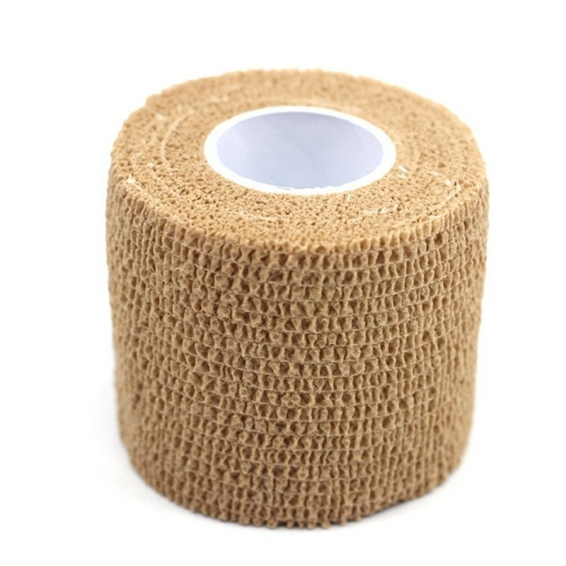 Buy Muscles Care Physio Therapeutic Tape Roll 4.5m x 5cm Nude - intl Singapore