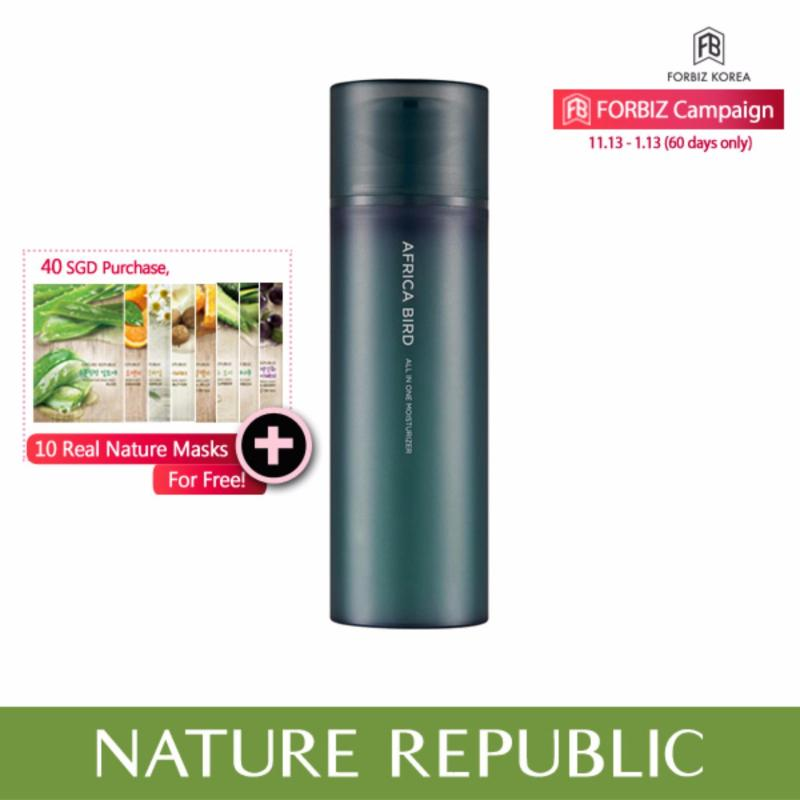 Buy Nature Republic Africa Bird Homme All In One Moisturizer Singapore