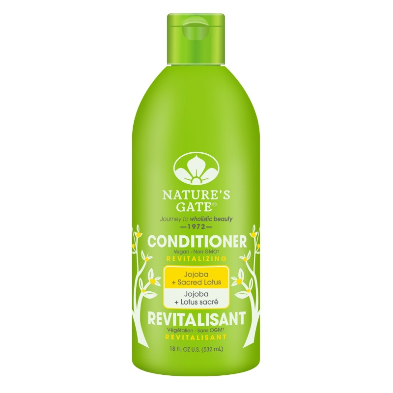 Buy Nature's Gate Jojoba + Sacred Lotus Revitalizing Conditioner 532ml Singapore
