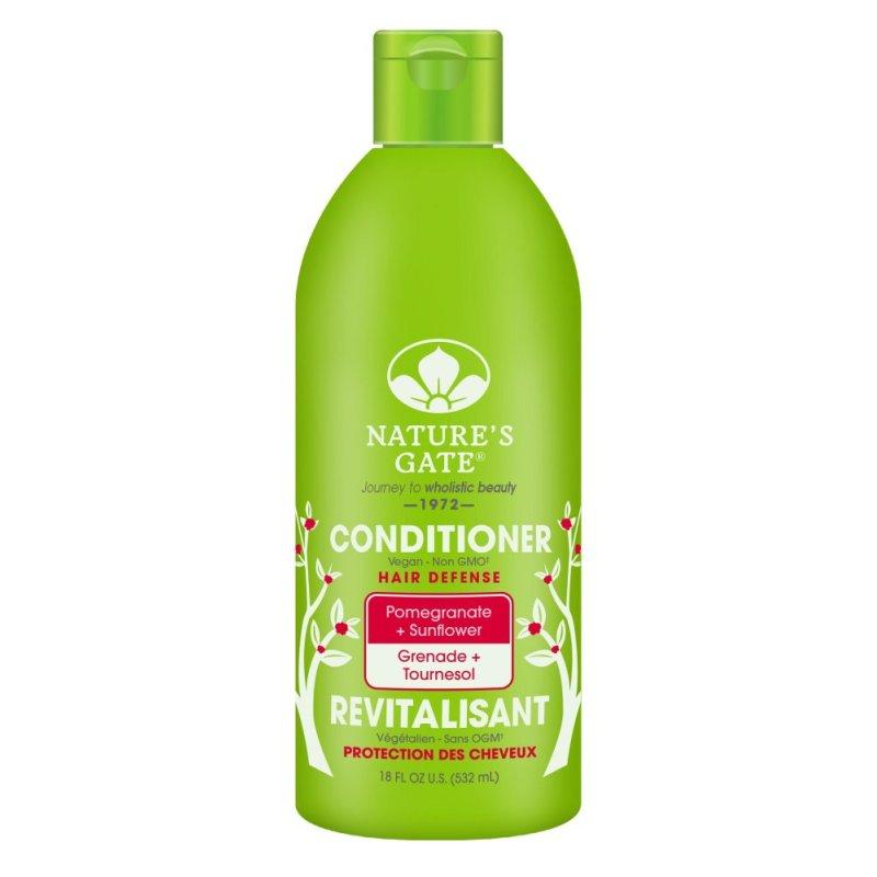 Buy Nature's Gate Pomegranate + Sunflower Hair Defense Conditioner 532ml Singapore