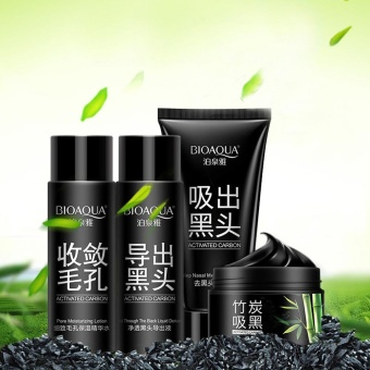 new black mud deep cleansing blackhead remover purifying peel face mask – intl