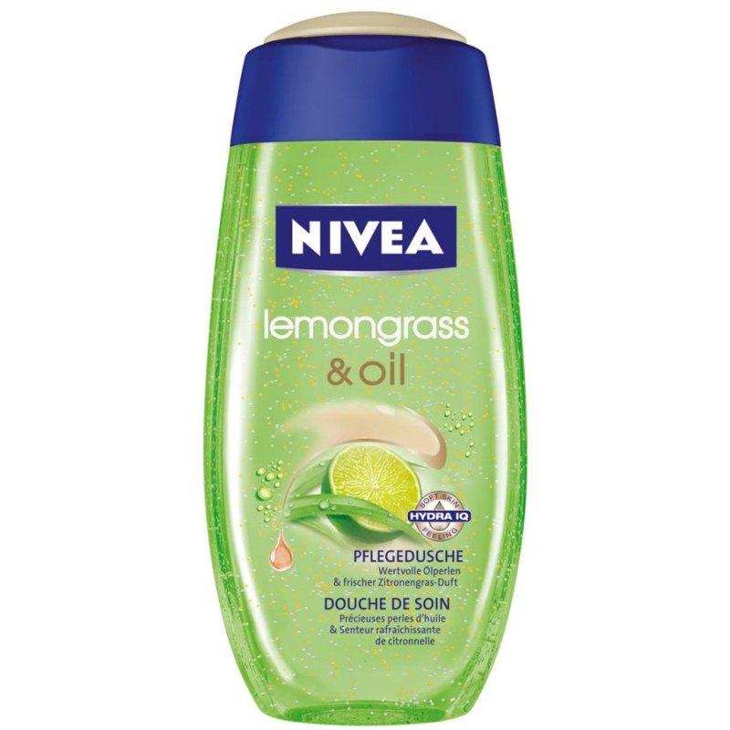 Buy NIVEA Lemongrass and Oil shower gel 250ml (EXPORT) Singapore