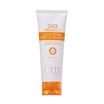 Nots 28 Remedy Ance Pore Deep Cleanser 120ml