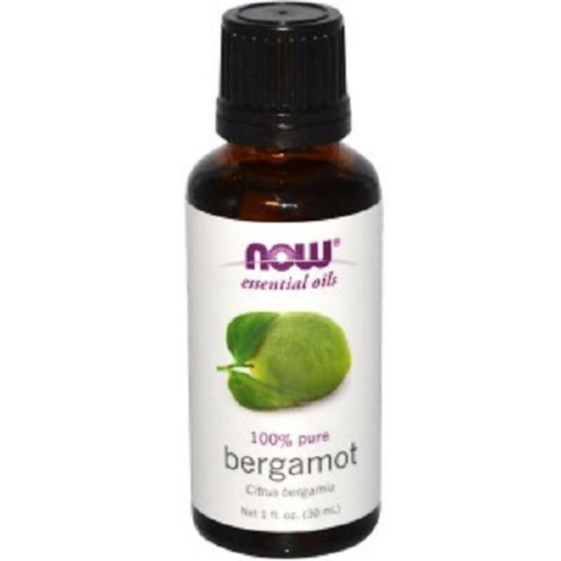 Buy Now Foods, Essential Oils, Bergamot, 1 fl oz (30 ml) Singapore