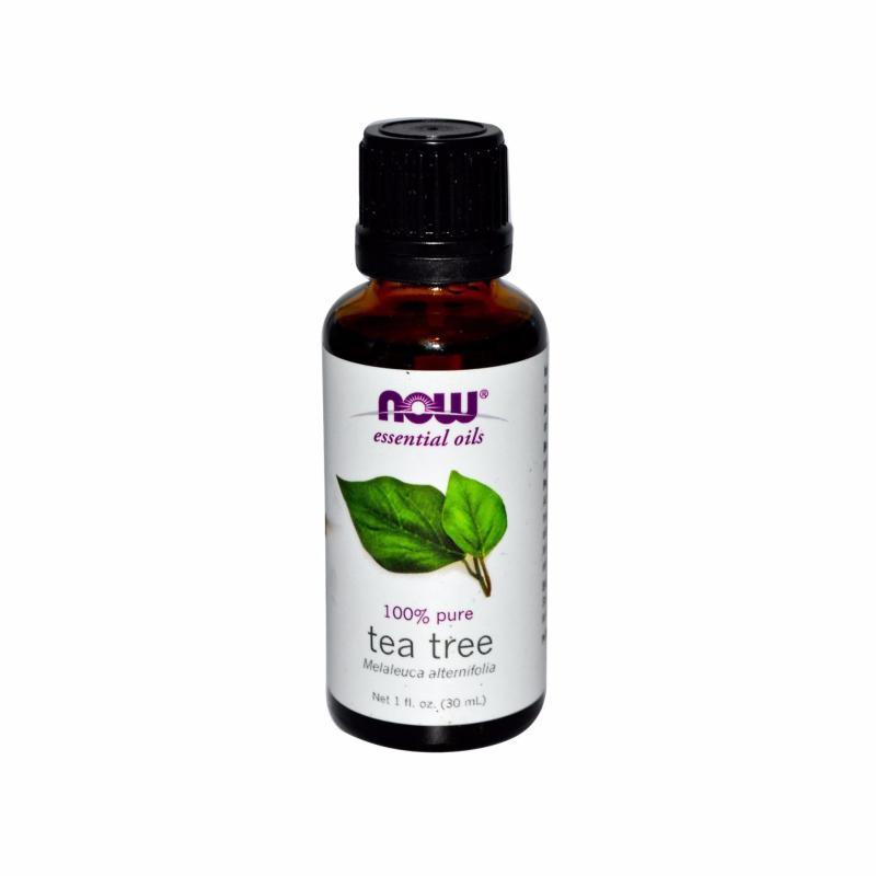 Buy Nowfoods Essential Oils, Tea Tree, 1 fl oz (30 ml) Singapore