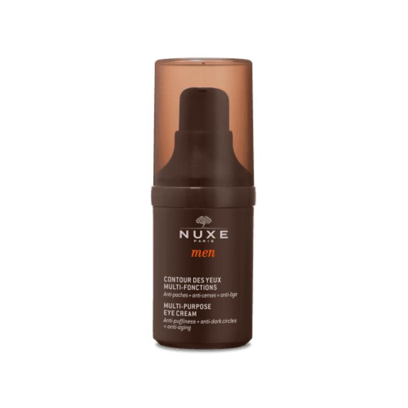 Buy Nuxe Men Multi-purpose eye cream with oak & hornbean extracts Singapore