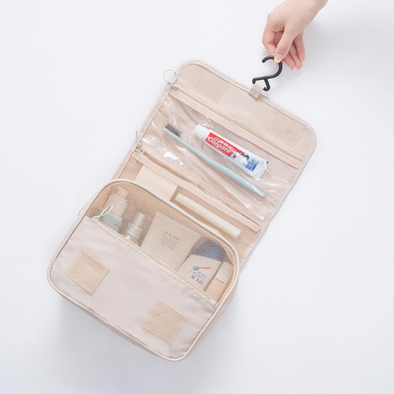 Buy Outdoor female portable travel storage bag travel wash bag Singapore