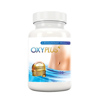 OxyPlus 2.0 Food Supplement 120 capsules