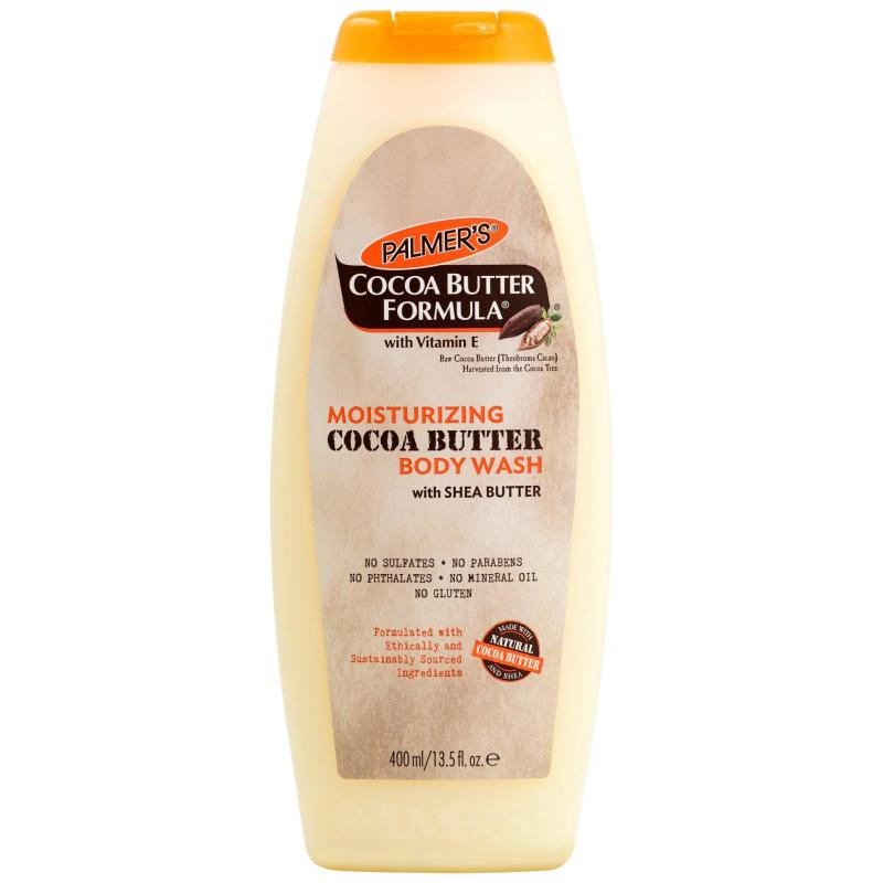 Buy Palmer's Cocoa Butter Body Wash (400ml) 2 for $17.80 Singapore