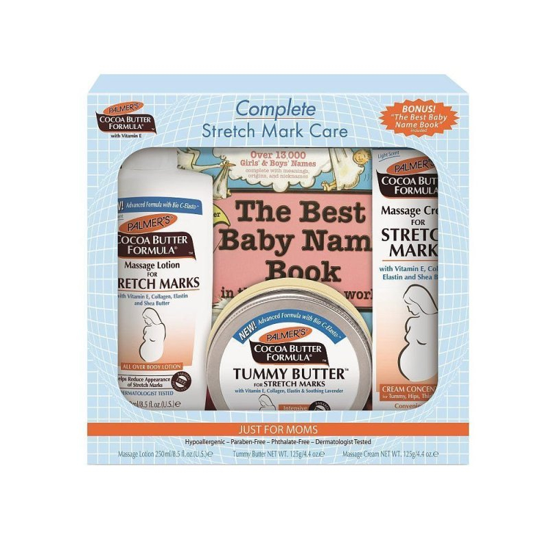 Buy Palmers Cocoa Butter Formula Complete Stretch Mark Care Set Singapore