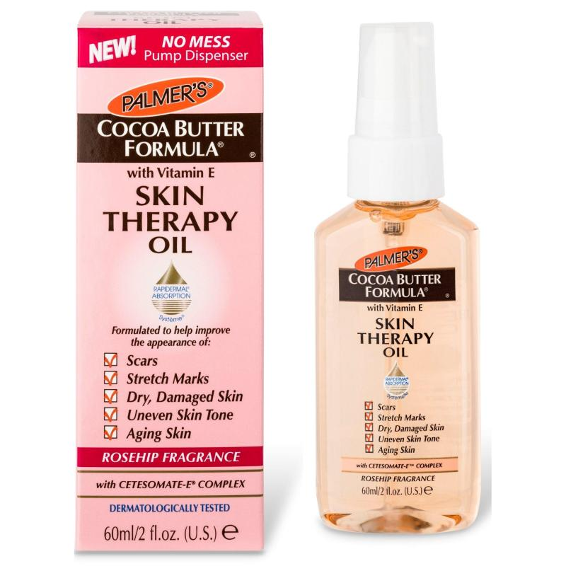 Buy Palmers Skin Therapy Oil - Rosehip Fragrance 60ml Singapore