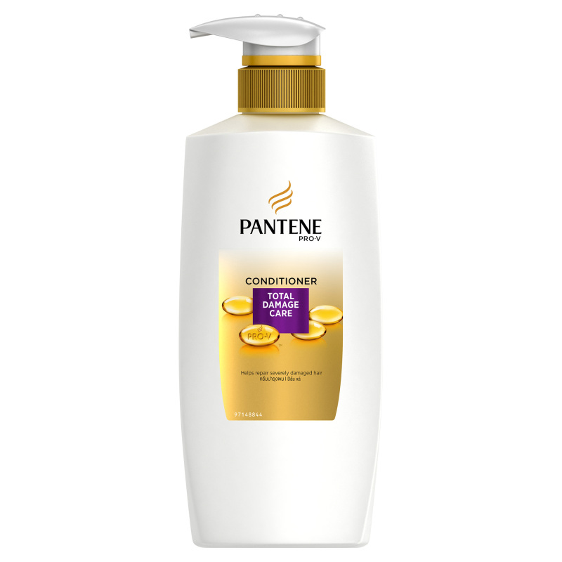 Buy Pantene Pro-V Total Damage Care Conditioner 670ml Singapore