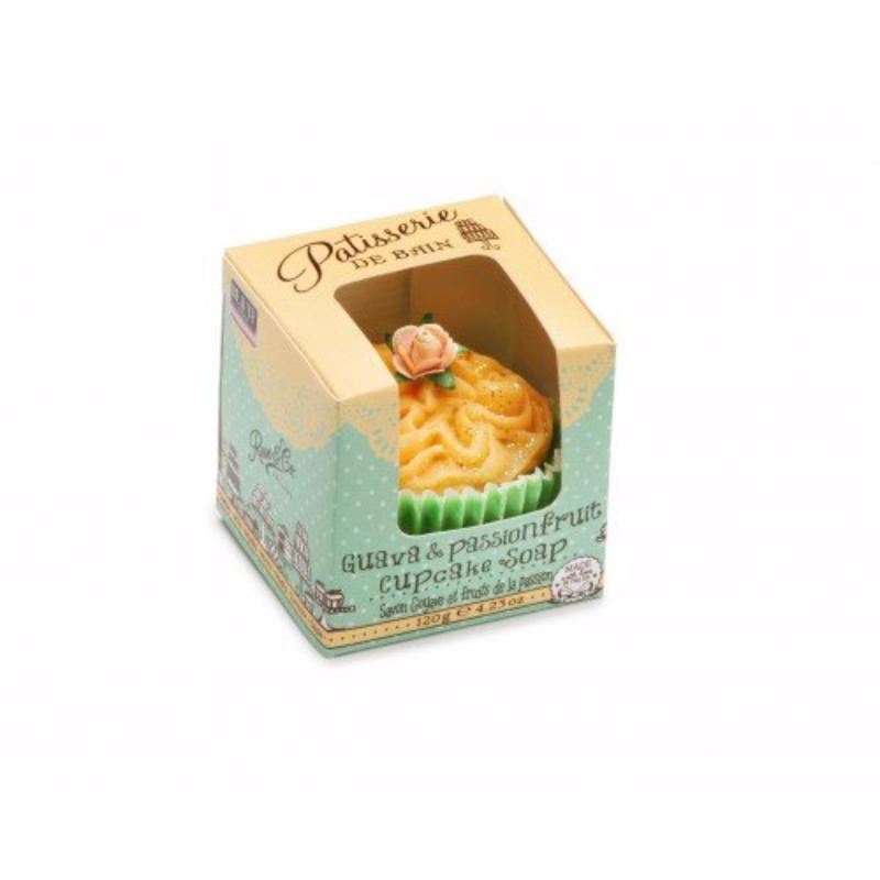 Buy Patisserie de Bain Guava & Passion Fruit Cupcake Soap Singapore