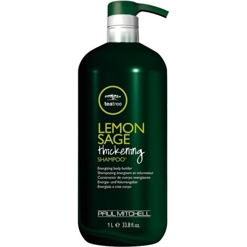 Buy Paul Mitchell Tea Tree Lemon Sage Thickening Shampoo 1000ml Singapore