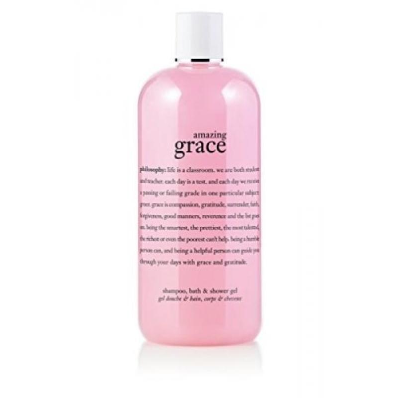 Buy Philosophy Amazing Grace Shampoo, Bath & Shower Gel, 16 Ounces - intl Singapore