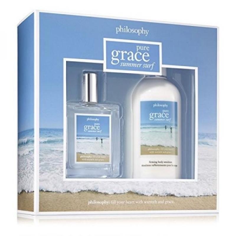 Buy Philosophy Pure Grace Summer Surf for Women 2 Piece Gift Set - intl Singapore