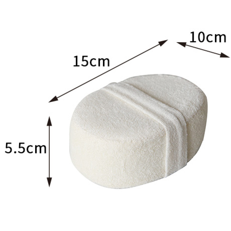 Buy Poly cute sponge loofah bath rub bath ball Singapore