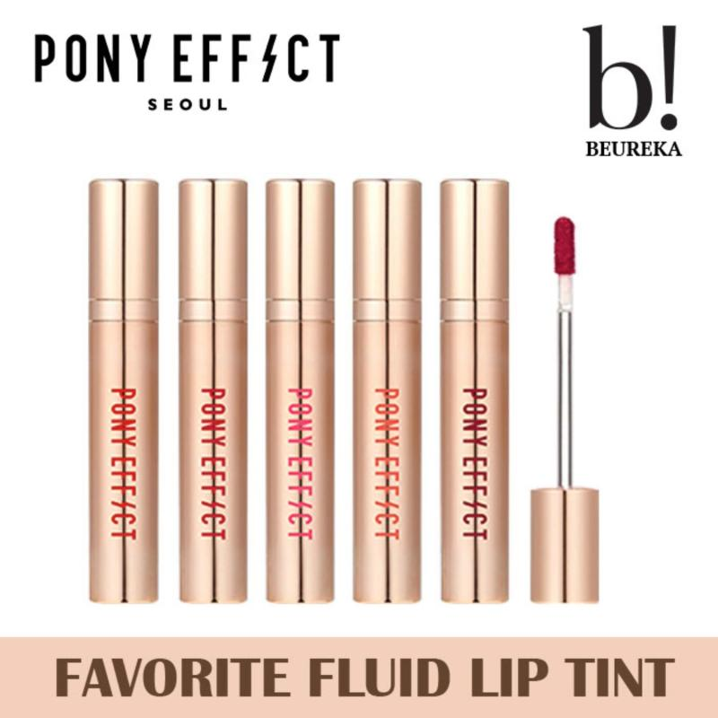 Buy Pony Effect Favorite Fluid Lip Tint 4.5g Korea - Romantic Breath Singapore
