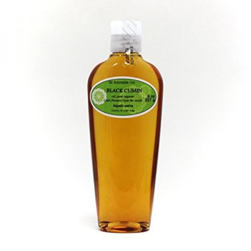 Buy Premium Black Cumin Seed (India) Oil Organic Cold Pressed 100% Pure 8 Oz Singapore