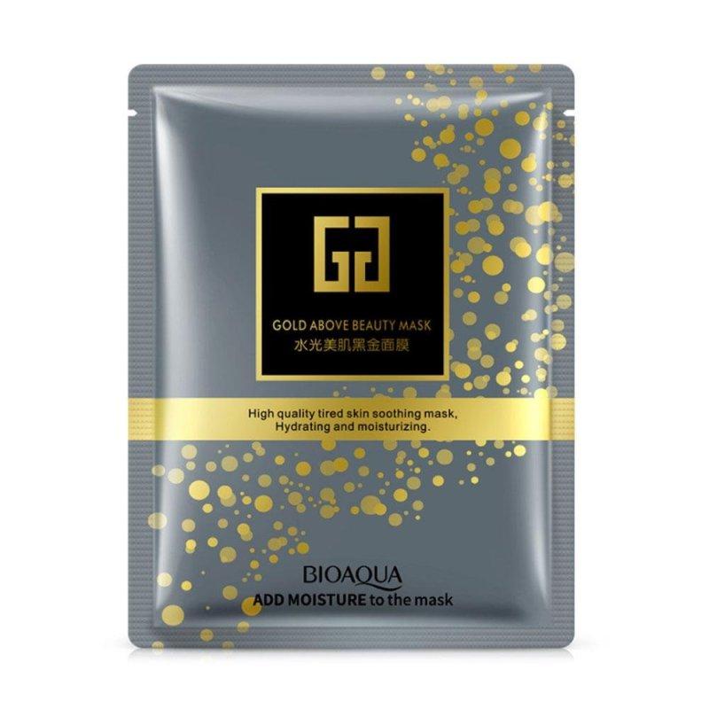 Buy Professional Tender Skin Black Gold Mask Lasting Moisturizing Cleansing - intl Singapore