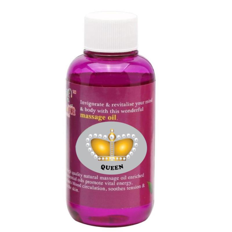 Buy Pure™ Massage Oil 120ml (Queen) Singapore
