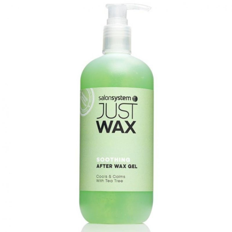 Buy Salon System Just Wax Smoothing After Wax Gel - 500ml Singapore