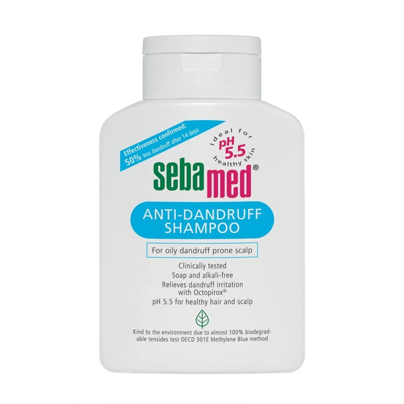 Buy Sebamed Anti-Dandruff Shampoo 200ml Singapore