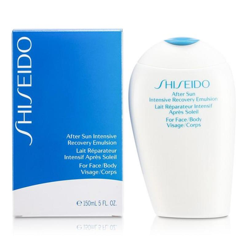 Buy Shiseido After Sun Intensive Recovery Emulsion 150ml/5oz. Singapore