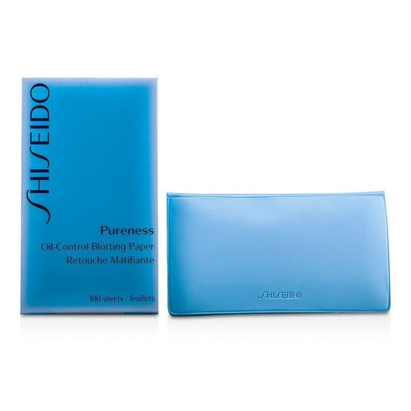 Buy Shiseido Pureness Oil-Control Blotting Paper 100sheets Singapore
