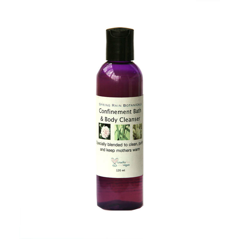 Buy Spring Rain Botanical - Confinement Bath and Body Cleanser Singapore