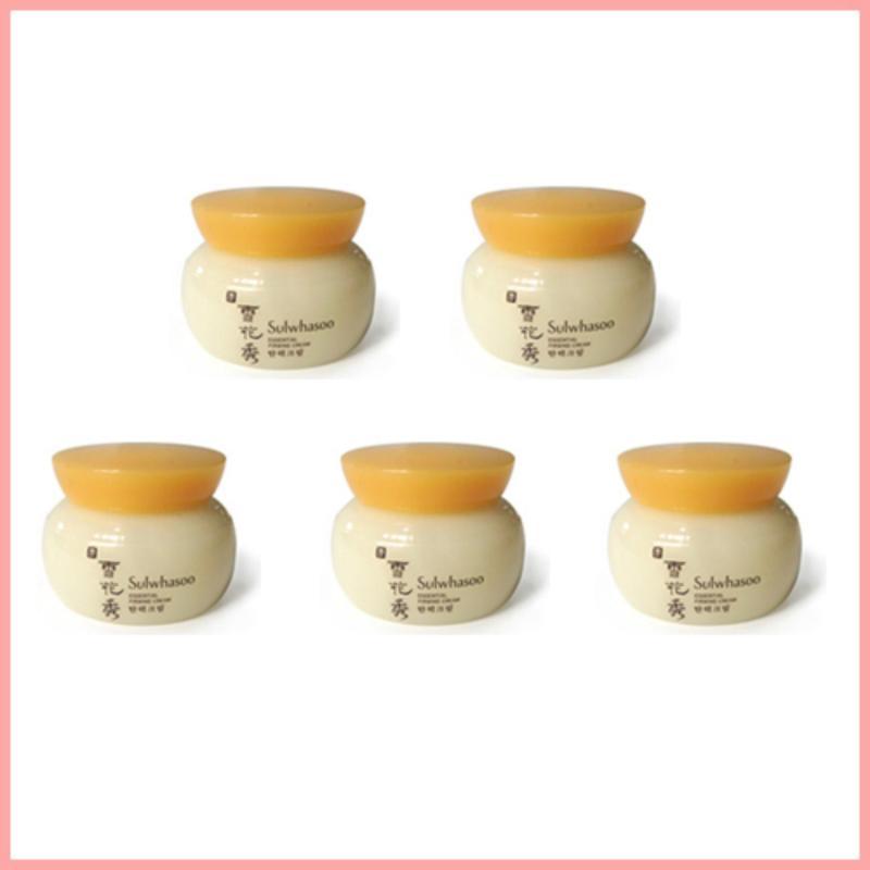Buy Sulwhasoo Essencial Firming Cream Sample 5ml x 5ea(25ml)/TTBeauty/Korea Cosmetics Singapore