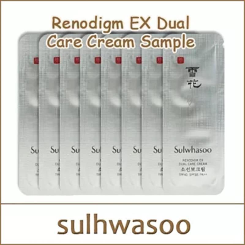 Buy Sulwhasoo Renodigm EX Dual Care Cream TPF40 SPF30/PA++ 30pcs Singapore