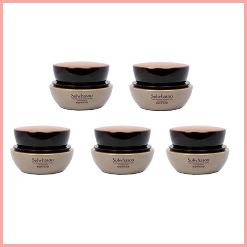 Buy Sulwhasoo Time Treasure Eye Cream Sample 3ml x 1ea(3ml)/TTBeauty/Korea Cosmetics Singapore