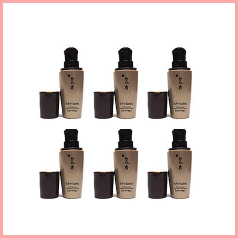 Buy Sulwhasoo Timetreasure Renovating Eye Serum Sample 3ml x 1ea(3ml)/TTBeauty/Korea Cosmetics Singapore