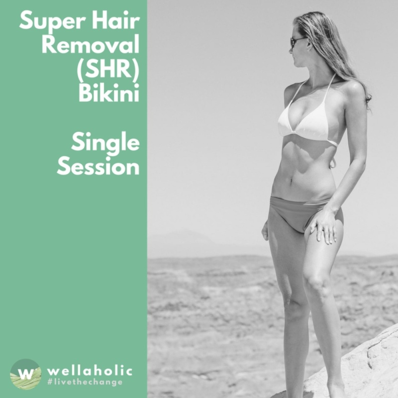 Buy Super Hair Removal (Bikini) - Single Session Singapore