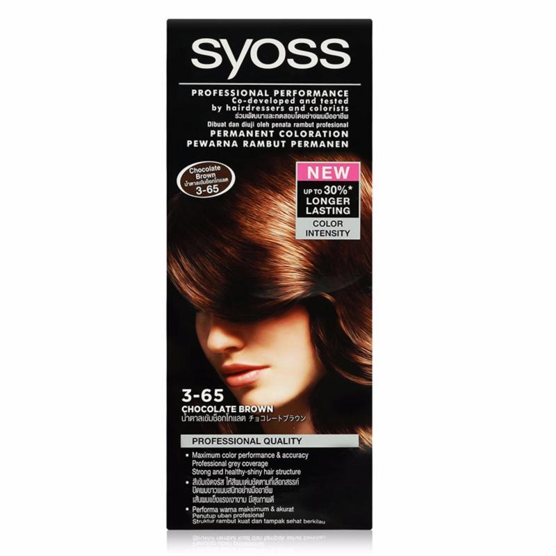 Buy Syoss Professional Performance 3-65 Chocolate Brown Singapore