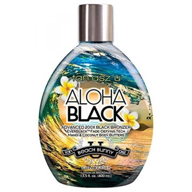 Buy Tan Asz U ALOHA BLACK Advanced 200X Black Bronzer - 13.5 oz. - intl Singapore