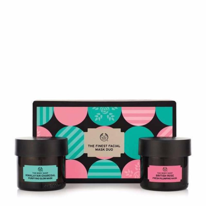 Buy The Body Shop Finest Facial Mask Duo Singapore