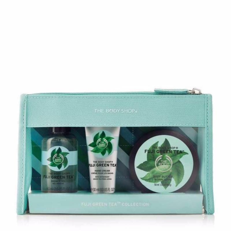 Buy The Body Shop Fuji Green Tea™ Beauty Bag Singapore