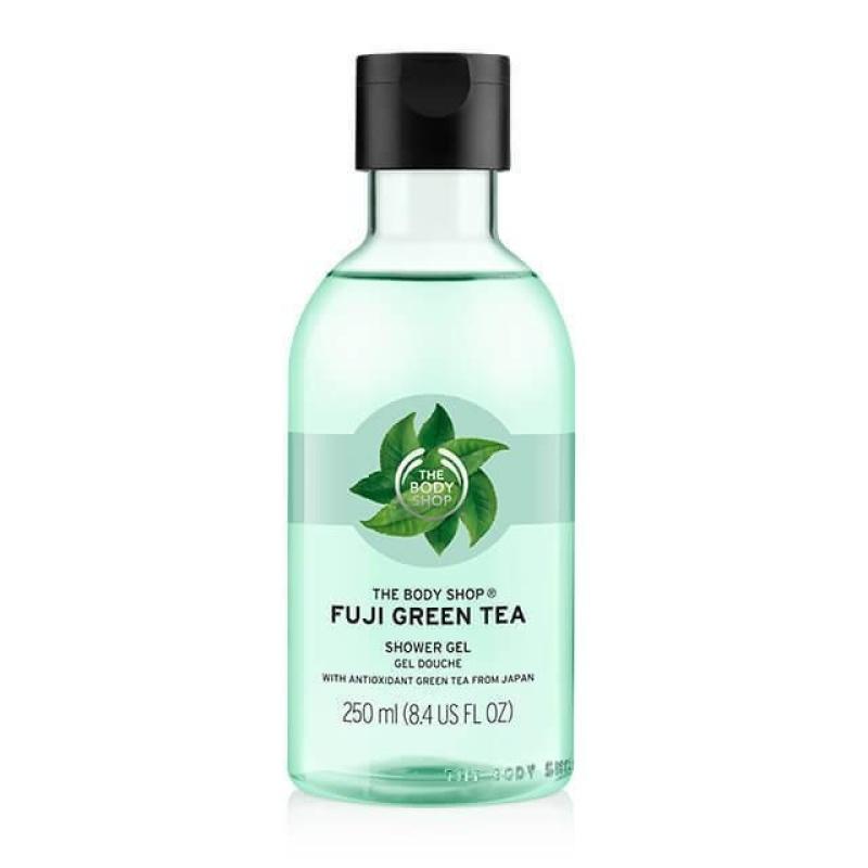 Buy The Body Shop Fuji Green Tea™ Shower Gel (250ML) Singapore
