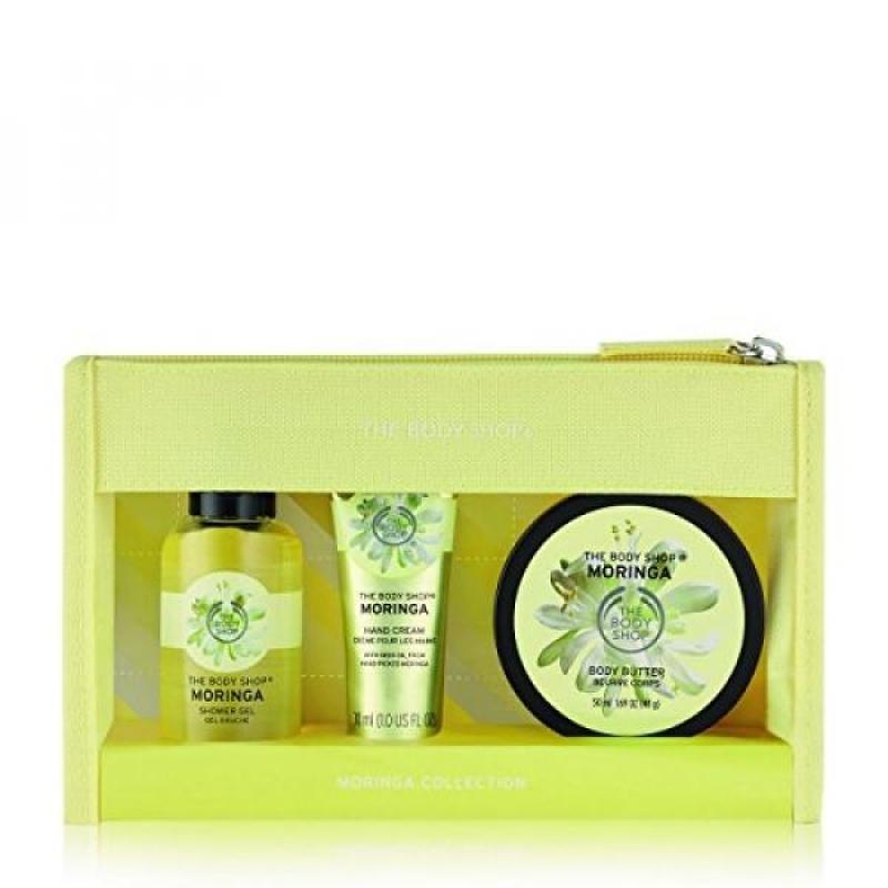 Buy The Body Shop Moringa Beauty Bag Singapore