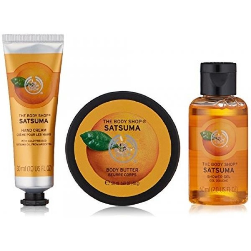 Buy The Body Shop Satsuma Beauty Bag - intl Singapore