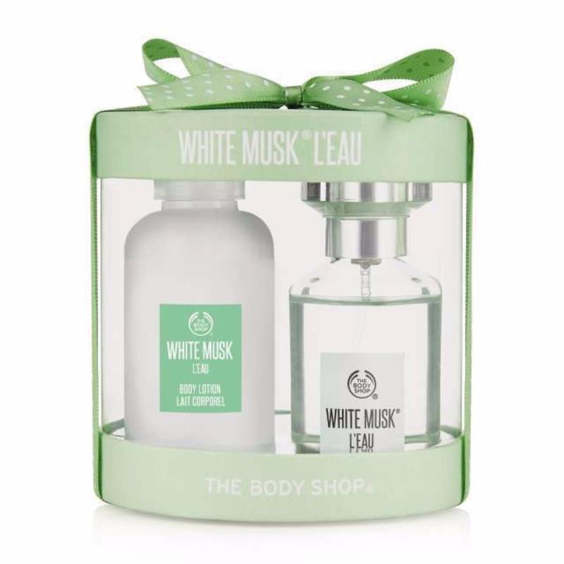 Buy The Body Shop White Musk® L'eau Gift Set Singapore