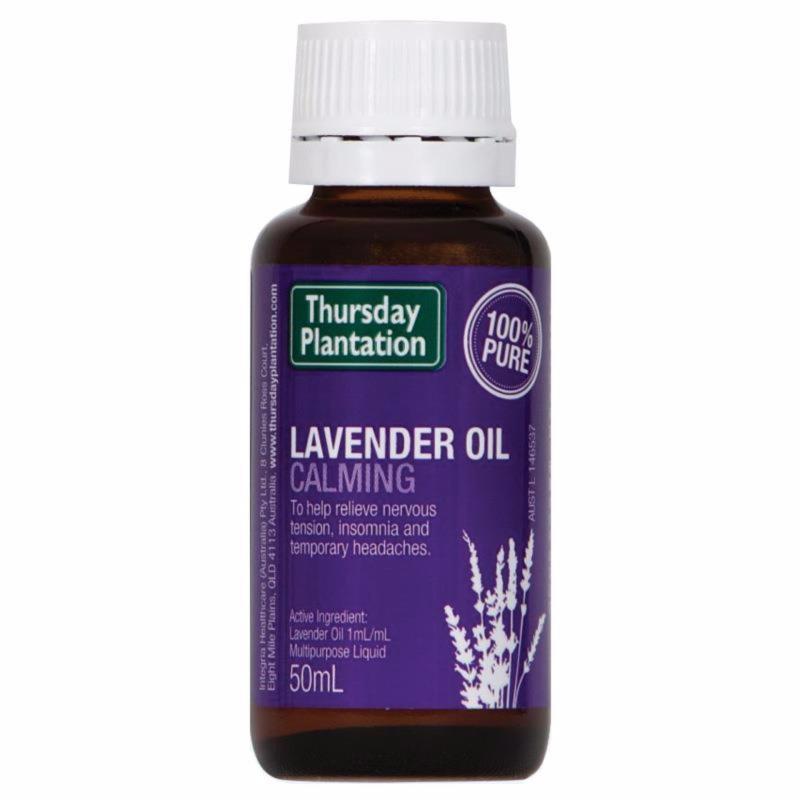 Buy Thursday Plantation Lavender Oil 50ml Singapore