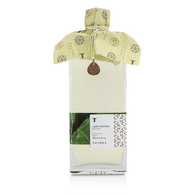 Buy Thymes Jade Matcha Bath Oil 190ml/6.4oz Singapore